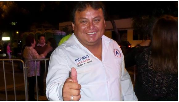"""Fremio Olivares Gil asegura que se trabaja a """"espaldas del bienestar del pueblo"""" y de las grandes mayorías. (Foto: Facebook)"""