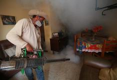 Gobierno destina S/ 16 millones para combatir el dengue en el país, afirma el ministro de Salud