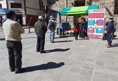 Alerta en Huancavelica por la temporada de heladas