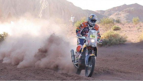 Dakar 2018: Matthias Walkner se coronó en la categoría motos