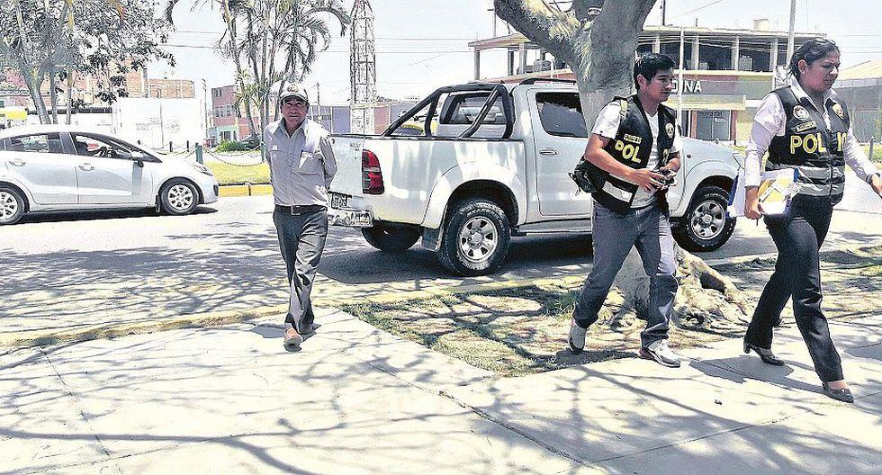 Ganadero es herido de bala en enfrentamiento entre policías y delincuentes