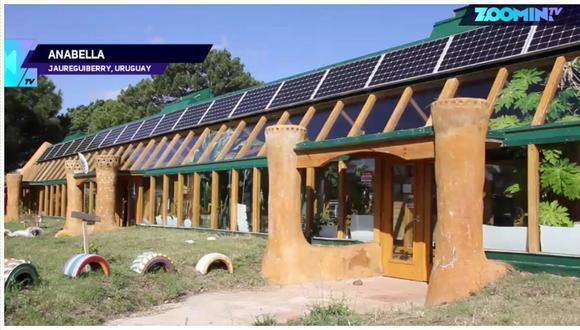 La primera escuela sustentable en Sudamérica cumple un año (VIDEO)