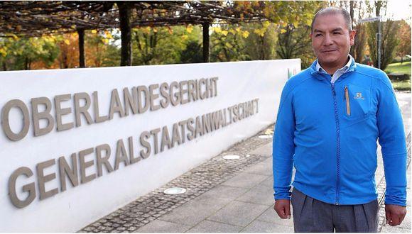 Tribunal alemán admite recurso de campesino peruano contra gigante eléctrico alemán