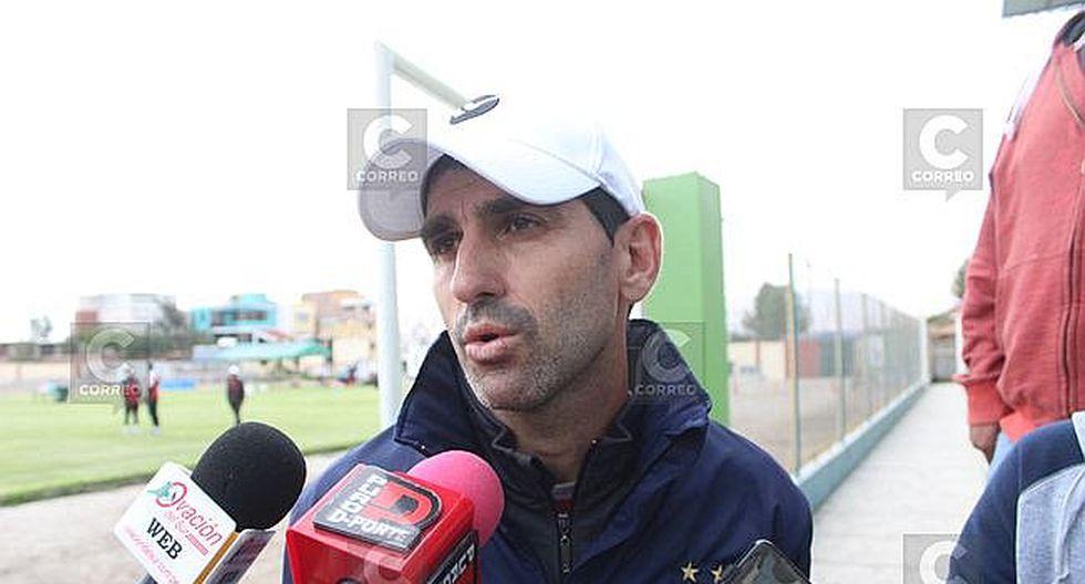 Juan Jose Orsini destaca el esfuerzo físico de los deportistas rojinegros