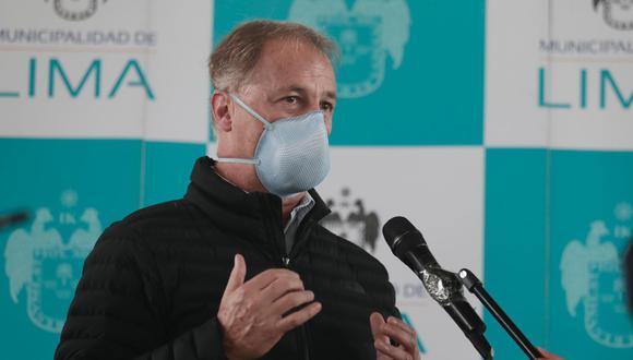El regidor metropolitano José Luis Pacheco Moya aseguró que el alcalde de Lima, Jorge Muñoz, sabía desde el año pasado que la videocámara de la Av. Abancay no estaba operativa