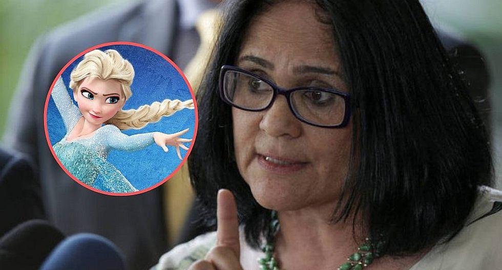 """Brasil: Ministra de la Mujer  afirma que """"Frozen"""" convierte a las niñas en lesbianas (VIDEO)"""