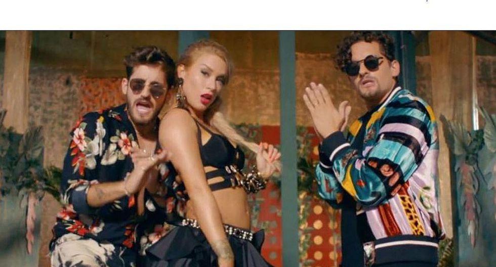 Leslie Shaw lanza nuevo tema 'Faldita' junto a Mau y Ricky (VIDEO)