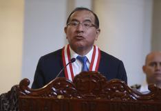 Víctor Ticona reiteró pedido al Colegio de Abogados para que elija a su representante en el JNE