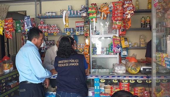 Amarilis: bodegas sin licencias y certificados del área Defensa Civil