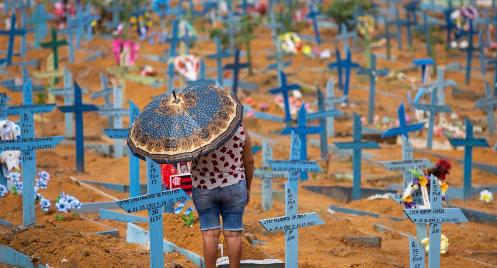 Brasil totaliza más de 500.000 muertos por coronavirus