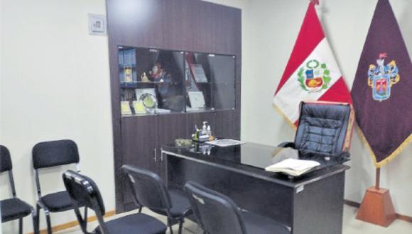 El presidente del Consejo Regional se lava las manos argumentando que son gestiones de los propios delegados. (Foto: Difusión)