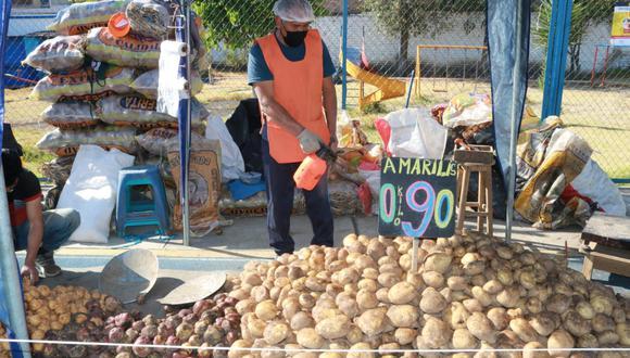 Cajamarca: feria itinerante superó expectativas y vendió 39.6 toneladas de alimentos (Foto: Municipalidad de Cajamarca)
