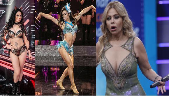 """La integrante del elenco de """"El Reventonazo de la Chola"""" señaló que Allison no tenía complicidad con las demás participantes del programa de Gisela Valcárcel."""