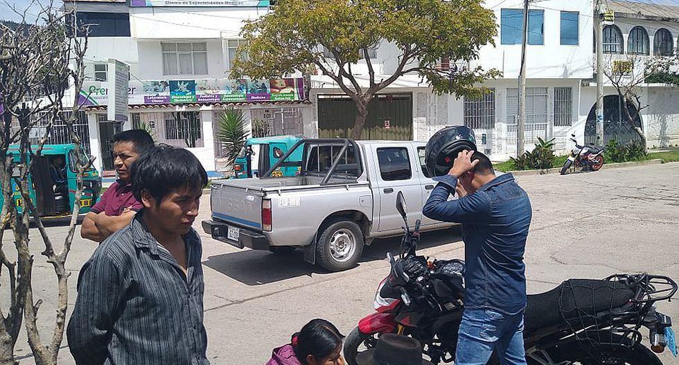 Taxista muere camino al hospital regional luego de recibir una brutal golpiza
