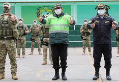 Policía de Cusco presenta su nueva Subunidad de Acciones Tácticas (FOTOS)