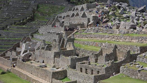 Sancionarán a extranjero que sobrevoló drone en Machu Picchu