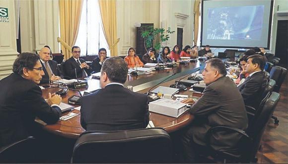 Ejecutivo y Congreso en batalla por elección del Tribunal Constitucional
