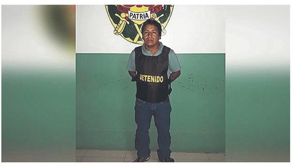 Ricardo Walter Guerrero Baltazar fue hallado culpable del delito de violación sexual en agravio de una mujer de 23 años que abordó su vehículo para que la traslade a su vivienda