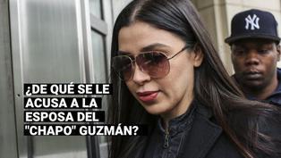 Estos son los cargos por los que fue detenida Emma Coronel, esposa de 'El Chapo' Guzmán