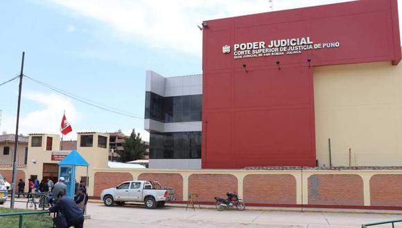 El Poder Judicial aceptó el pedido del Ministerio Público.