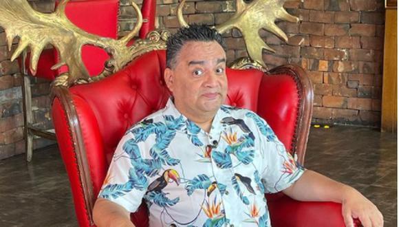 El actor cómico Jorge Benavides fue agasajado con una reunión sorpresa por su cumpleaños.