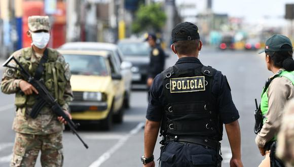 El Gobierno informó que 41 provincias a escala nacional pasarán a riesgo extremo de contagios de coronavirus, entre ellas Lima Metropolitana y el Callao. (Foto: Andina)