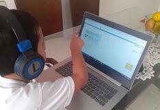 Cuatro consejos para cuidar los ojos de los niños durante las clases virtuales