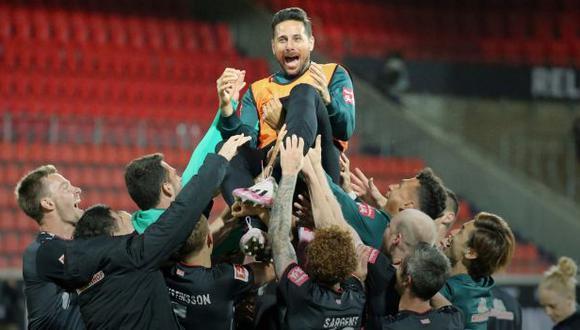 Claudio Pizarro (Foto: Werder Bremen)