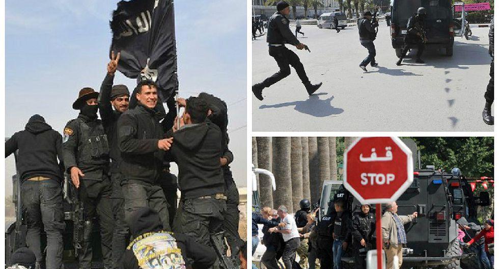 Túnez: El grupo yihadista Estado Islámico se atribuye el atentado a museo