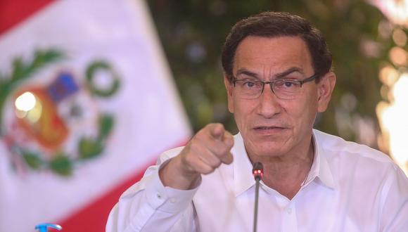 Martín Vizcarra dijo que candidatos deben opinar sobre las reformas políticas pendientes. (Foto: Presidencia)