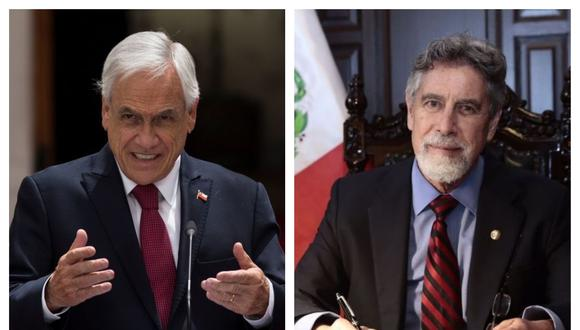 Sagasti reveló el ofrecimiento del gobierno chileno. (GEC)