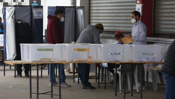 Las elecciones, que fueron aplazadas en abril por la pandemia, se celebran en dos días para evitar aglomeraciones. EFE/ Elvis González