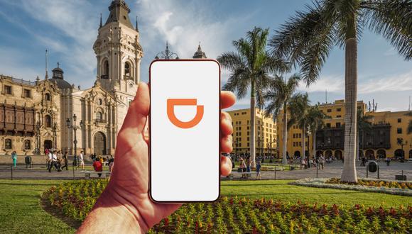 En su primera etapa de operaciones solo se podrán solicitar viajes en Lima. (Foto: DiDi)