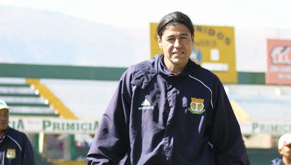 """Checho Ibarra: """"Mi objetivo es dirigir la selección peruana"""""""