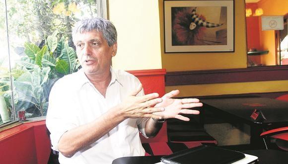 """Luis Raygada: """"Verónika sí conocía las cuentas del partido"""""""