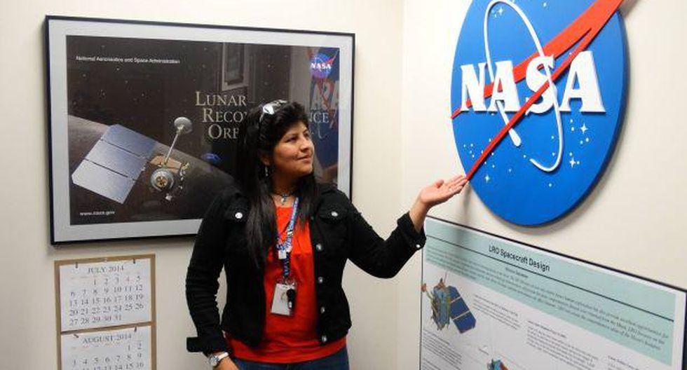 César Acuña: Conoce a la joven peruana que egresó de la UCV y trabaja en la NASA