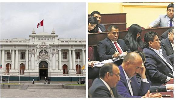 Kuntur Wasi se acogió al silencio en Comisión de Fiscalización por caso Chinchero