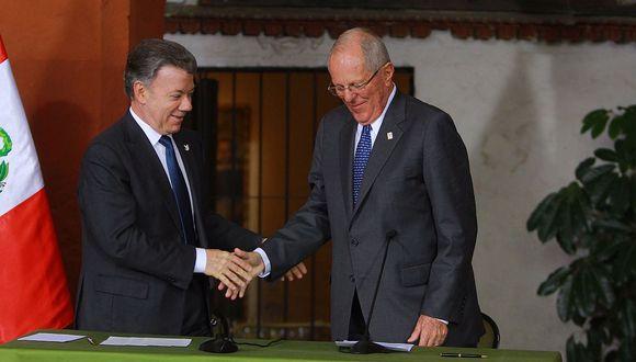 Gabinete Binacional concluye con firma de acuerdos entre Perú y Colombia