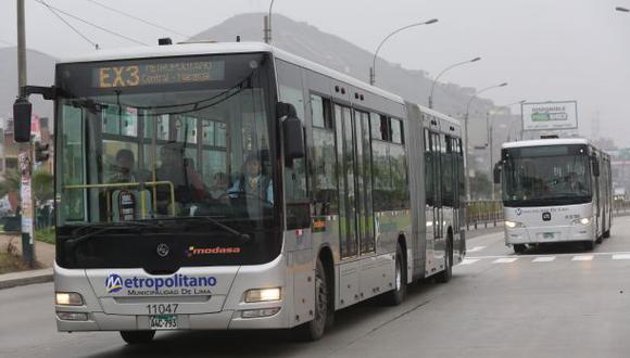 Metropolitano (Foto: Archivo)