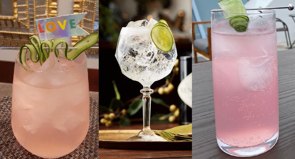 Día Mundial del Gin Tonic: Tres recetas fáciles de preparar
