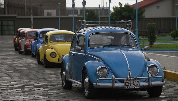 Trujillo: Caravana por el Día Mundial del Escarabajo