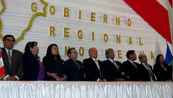 Moquegua: Consejeros se reunirán para evaluar posible cierre de Consejo