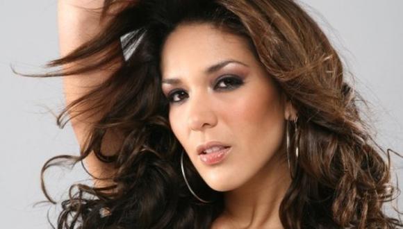 La modelo fue denunciada por su esposo por el delito de violencia psicológica.