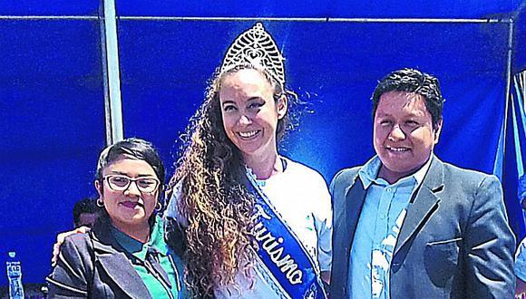 Día Mundial del Turismo: Paracas elige a extranjera como su reina