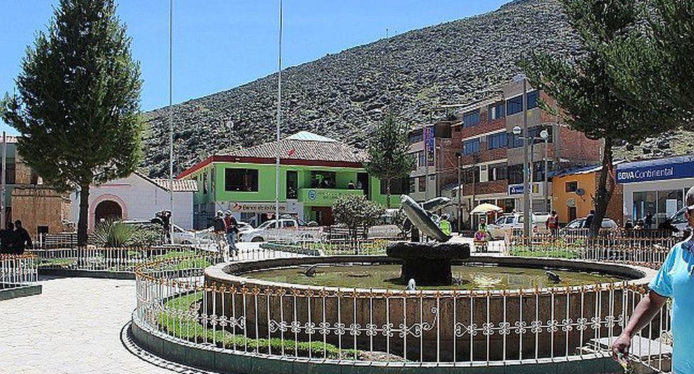 Municipalidad de Challhuahuacho apenas ejecutó el 7,0% de su presupuesto para obras