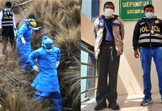Mujer es hallada muerta tras haber sido atacada mientras pastaba sus animales en Cusco