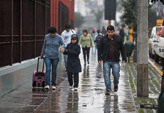 Lima registrará temperatura mínima de 11°C este sábado, según Senamhi