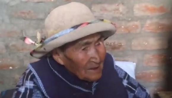 Buscan que peruana de 122 años sea reconocida como la persona más anciana del mundo