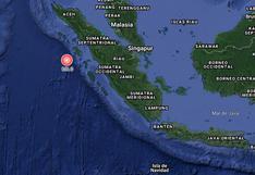 Terremoto de 6 grados sacude el oeste de Indonesia