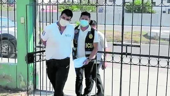 Cobrador de combi es captado por una mujer. Tras estar más de 4 días encerrado lo liberaron en el distrito de Mito, Concepción